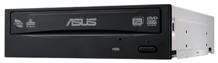 ASUS DRW-24D5MT Black