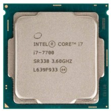Intel Core i7-7700 Kaby Lake (3600MHz, LGA1151, L3 8192Kb) ОЕМ