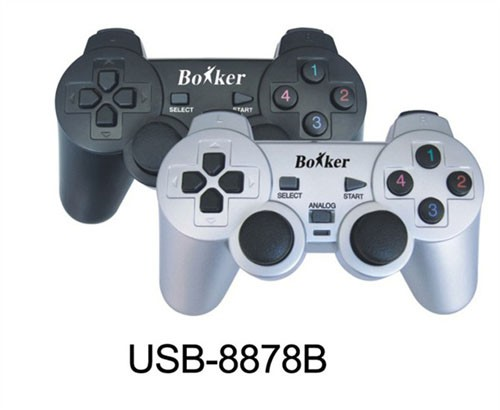 Boxker Double shock controller 8878B