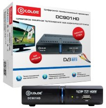 D-COLOR DC901HD